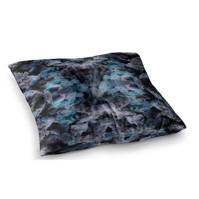 Abyss by Akwaflorell Floor Pillow Size: 23 x 23
