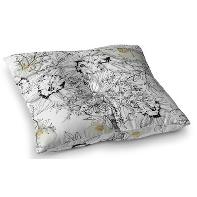 Finebuqet by Danii Pollehn Floor Pillow Size: 23 x 23