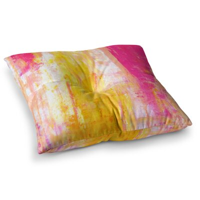 Growing Taller by CarolLynn Tice Floor Pillow Size: 23 x 23