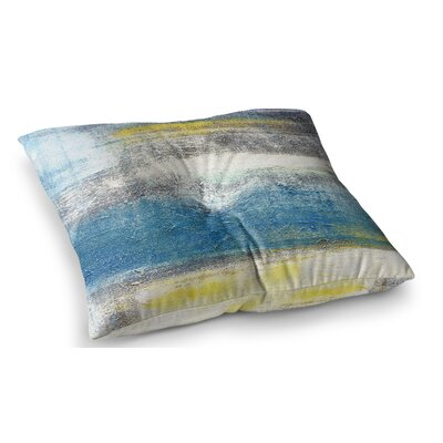 Make a Statement by CarolLynn Tice Floor Pillow Size: 23 x 23