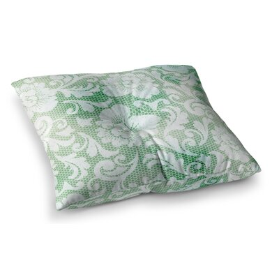Daydreaming Floral by Heidi Jennings Floor Pillow Size: 23 x 23