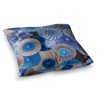 Coastline Cottage by Heidi Jennings Floor Pillow Size: 23 x 23