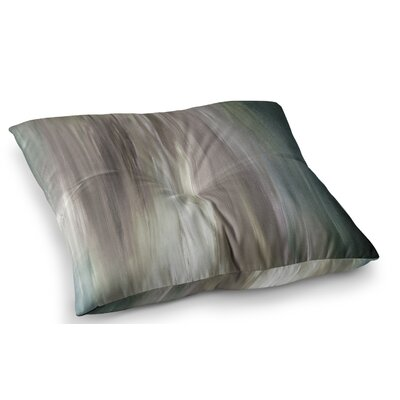 Silverscreen Dreams Painting by Ebi Emporium Floor Pillow Size: 26 x 26