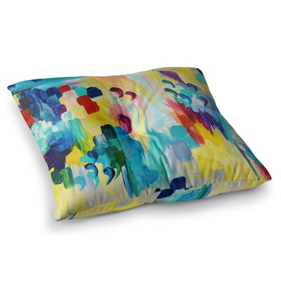 Dont Quote Me by Ebi Emporium Floor Pillow Size: 26 x 26