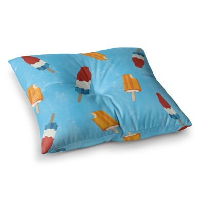Feels Like Summer Square Floor Pillow Size: 26 x 26