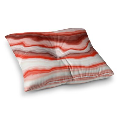 Arizona Sky Square Floor Pillow Size: 23 x 23
