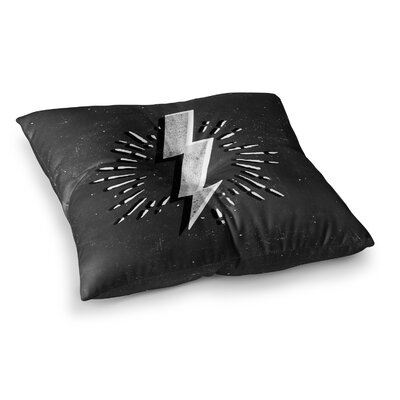 Bolt Square Floor Pillow Size: 23 x 23