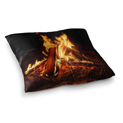 Summer Nights Square Floor Pillow Size: 23 x 23