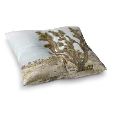 Kristi Jackson Joshua Tree Photography Square Floor Pillow Size: 26 x 26