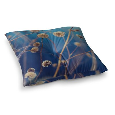 Kristi Jackson Serenity Photography Square Floor Pillow Size: 26 x 26