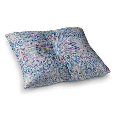 Kathryn Pledger Looking Square Floor Pillow Size: 23 x 23