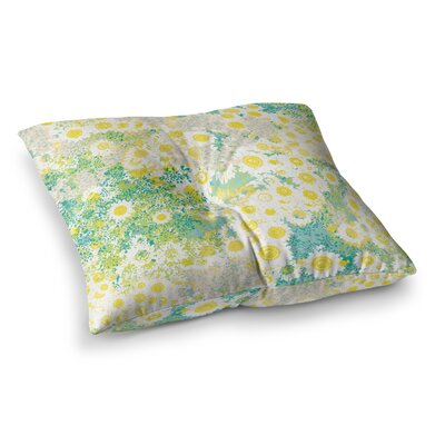 Kathryn Pledger Myatts Meadow Square Floor Pillow Size: 23 x 23