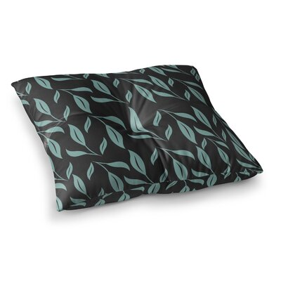 Louise Unnamed Square Floor Pillow Size: 26 x 26