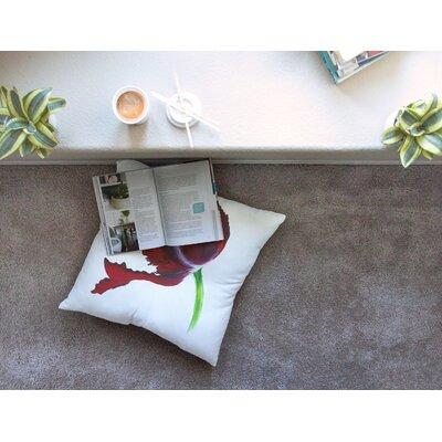 Lydia Martin Tulip Square Floor Pillow Size: 23 x 23