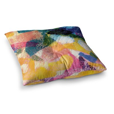 Louise Machado Texture Square Floor Pillow Size: 23 x 23