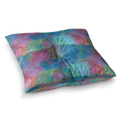 Louise Machado Rabisco Square Floor Pillow Size: 26 x 26