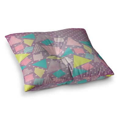 Louise Machado Candy Square Floor Pillow Size: 23 x 23