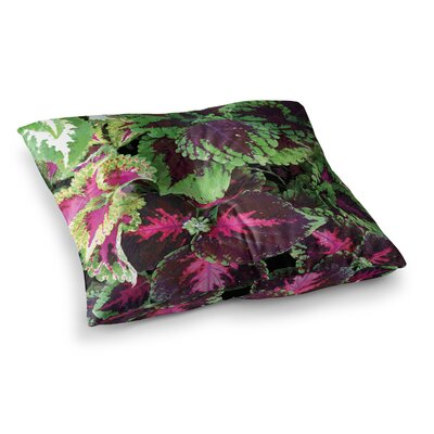 Louise Machado Forest Square Floor Pillow Size: 26 x 26