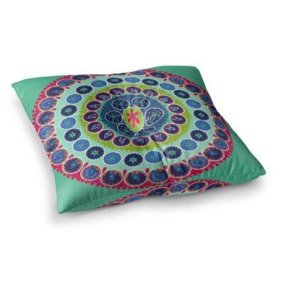 Laura Nicholson Surkhandarya Square Floor Pillow Size: 26 x 26