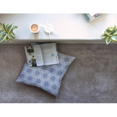 Laura Nicholson Star Power Square Floor Pillow Size: 23 x 23