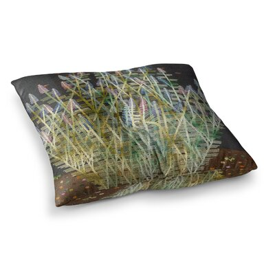 Laura Nicholson Russian Sage Square Floor Pillow Size: 26 x 26