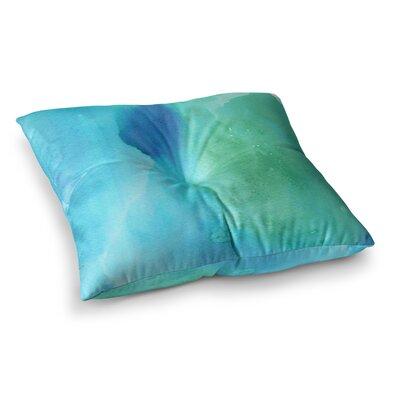 Li Zamperini Marine Square Floor Pillow Size: 26 x 26