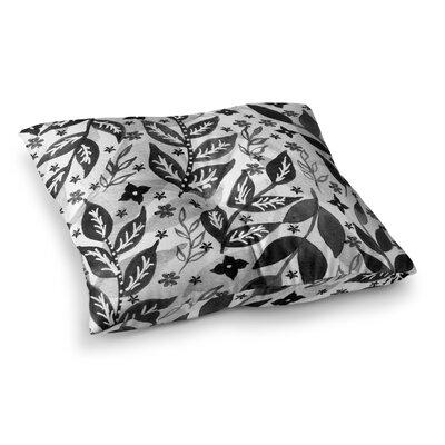 Li Zamperini Foliage Square Floor Pillow Size: 23 x 23