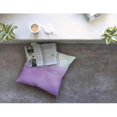 Li Zamperini Ombre Square Floor Pillow Size: 23 x 23