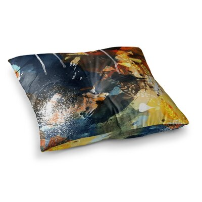 Li Zamperini Square Floor Pillow Size: 23 x 23