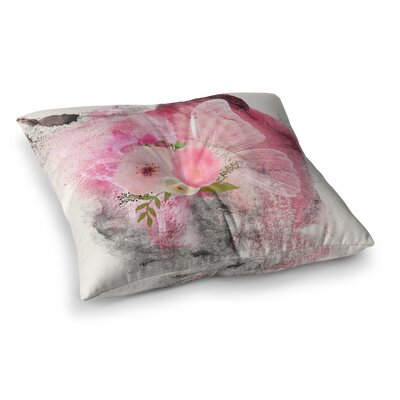 Li Zamperini Butterfly Square Floor Pillow Size: 26 x 26