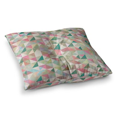 Mareike Boehmer Graphic 75 Square Floor Pillow Size: 26 x 26
