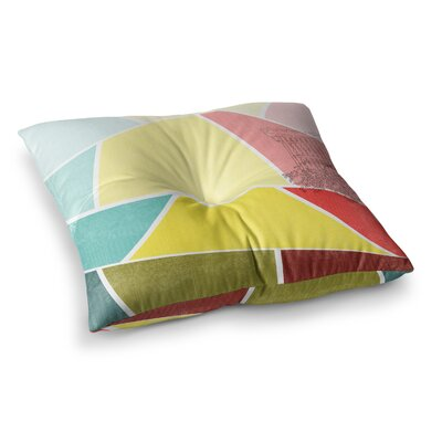 MaJoBV Cartagena Balconiesl Square Floor Pillow Size: 23 x 23