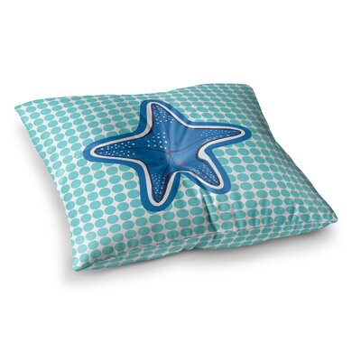 MaJoBV Estrella De Mar Starfish Square Floor Pillow Size: 26 x 26