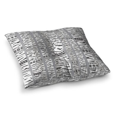Marta Olga Klara Birch Forest Square Floor Pillow Size: 23 x 23