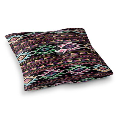 Nika Martinez Aylen Square Floor Pillow Size: 23 x 23