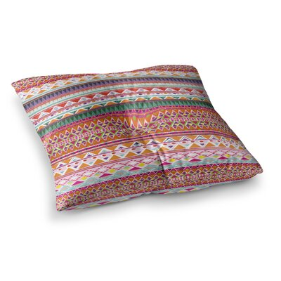 Nika Martinez Chenoa Square Floor Pillow Size: 26 x 26