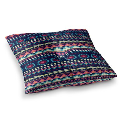 Nika Martinez Aiyana Square Floor Pillow Size: 26 x 26