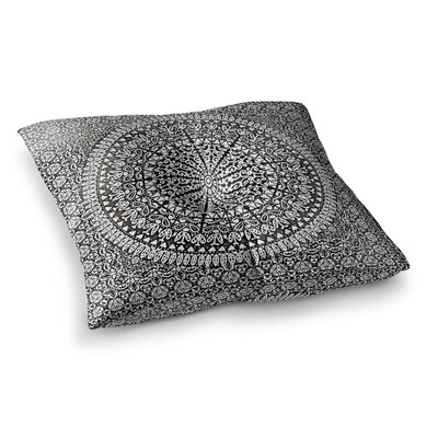 Nika Martinez Mandala Bandana Square Floor Pillow Size: 23 x 23
