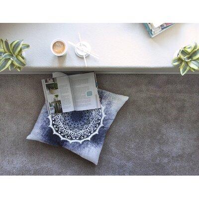 Nika Martinez Siam Mandala Square Floor Pillow Size: 26 x 26