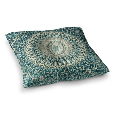 Nika Martinez Nature Boho Mandala Square Floor Pillow Size: 26 x 26