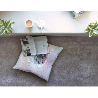 Mat Miller Illusive by Square Floor Pillow Size: 26 x 26
