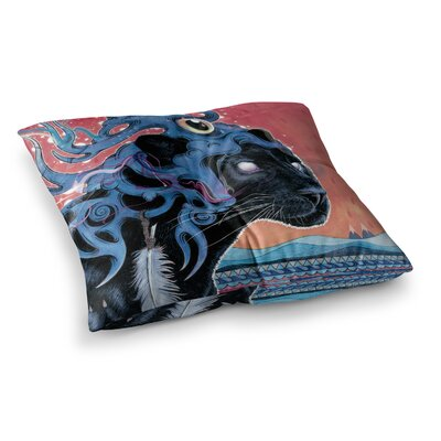 Mat Miller Farseer Square Floor Pillow Size: 23 x 23