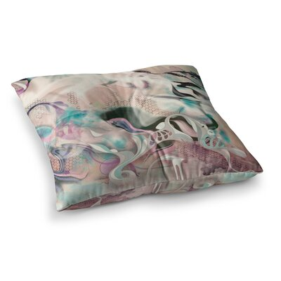 Mat Miller Fluidity Square Floor Pillow Size: 26 x 26