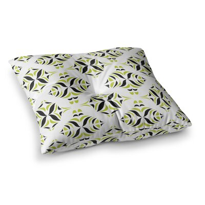 Miranda Mol Rainforest Square Floor Pillow Size: 23 x 23