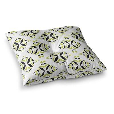 Miranda Mol Rainforest Square Floor Pillow Size: 26 x 26