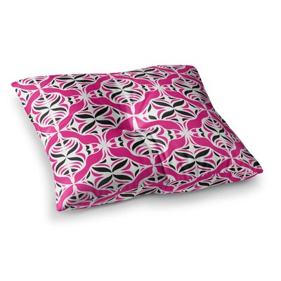 Miranda Mol Think Square Floor Pillow Size: 23 x 23