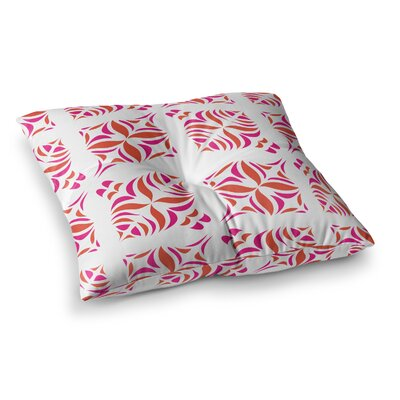 Miranda Mol Oasis Square Floor Pillow Size: 26 x 26