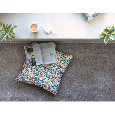 Miranda Mol Cool Yule Square Floor Pillow Size: 23 x 23