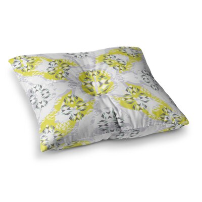 Miranda Mol Vernal Season Square Floor Pillow Size: 23 x 23