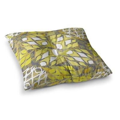 Miranda Mol Sandy Signs Square Floor Pillow Size: 23 x 23
